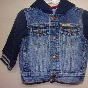 Levi Strauss Denim Baby Boys Jacket 18 months
